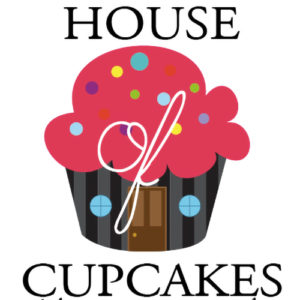 House of Cupcakes Logo | Food Trucks On The Move
